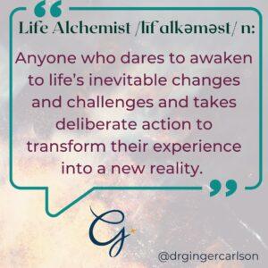 Awareness + Action = Aliveness